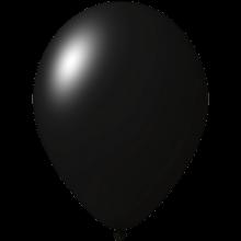 Ballon | 33 cm | Grande quantité | 9485951 Noir