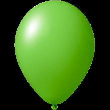 Ballon coloré | 33 cm | Petite quantité | 9485951s Moyen verte