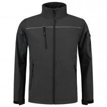 Veste Soft Shell   Tricorp Workwear   97TSJ2000 Gris Foncé