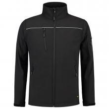 Veste Soft Shell   Tricorp Workwear   97TSJ2000 Noir