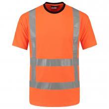 T-shirt fluo réfléchissant | Norme EN471 | Tricorp Workwear