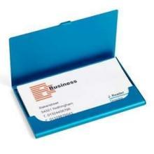 Porte-carte de visite | Aluminium | Rapide