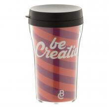 Mug isotherme | plastique | 250 ml