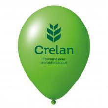 Ballon promotionnel   35 cm   Petit prix   94901001 Moyen verte