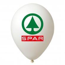 Ballon promotionnel   35 cm   Petit prix   94901001 Blanc