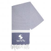 Serviette hammam XL | 200 x 100 cm | 300 g/m² | Coton écologique