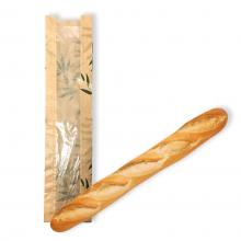Petit sac à pain | Papier | 9 + 4 x 60 cm