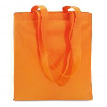 Sac non tissé   Coloré   Rapide   40 x 40 cm   maxs020 Orange