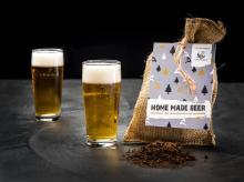 Kit bière | Brassez votre propre bière | Sac de jute