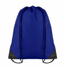 Sac à dos avec cordon | Polyester | Pas cher | Maxs021 Bleu Royal