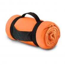 Couverture polaire | Livraison rapide | 180 g/m2 | 8797245 Orange