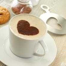 Tasse et soucoupe | Cappuccino | 180 ml