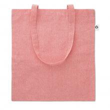 Sac en coton | Matière recyclé | 140 gr/m2 | 8759424 Rouge