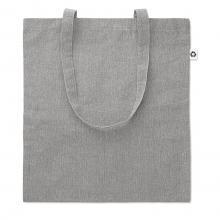 Sac en coton | Matière recyclé | 140 gr/m2 | 8759424 Gris