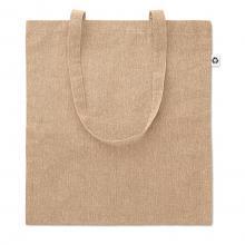 Sac en coton | Matière recyclé | 140 gr/m2 | 8759424 Beige