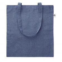 Sac en coton | Matière recyclé | 140 gr/m2 | 8759424 Bleu Royal