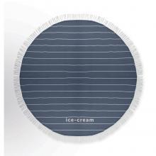 Serviette hammam | 180 gr/m² | Ronde