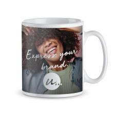 Mug en quadrichromie | Rapide | 350 ml