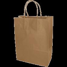 Sac kraft | Format A5 | Blanc ou brun | 109KRF01 Brun