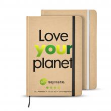 Carnet de notes A5 | Matériaux recyclés | 80 pages