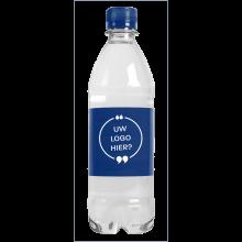 Bouteille d'eau | 500 ml | Gazeuse | 435000pd Bleu