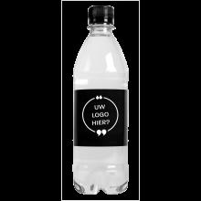 Bouteille d'eau | 500 ml | Gazeuse | 435000pd Noir