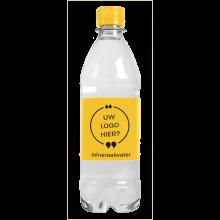 Bouteille d'eau | 500 ml | Eau gazeuze | 435000pd Jaune