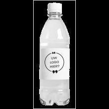 Bouteille d'eau | 500 ml | Gazeuse | 435000pd Blanc