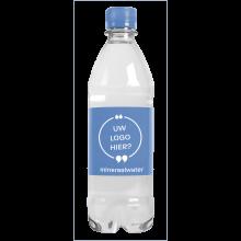 Bouteille d'eau | 500 ml | Eau gazeuze | 435000pd Bleu Clair