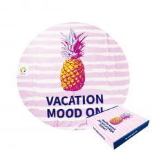 Vacation mood | 150 cm de diamètre | Boite cadeau & label en option