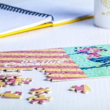 Puzzle   20 x 14,5 cm   80 pièces    83812413