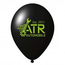 Ballon promotionnel   35 cm   Petit prix   94901001 Noir