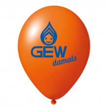 Ballon promotionnel | 35 cm | Petit prix | 94901001 Orange