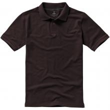 Polo luxe | Homme | 9238080 Brun