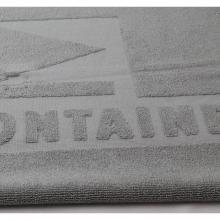 Serviette de bain en Relief   400 g   180x100 cm