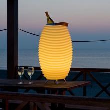 Kooduu | Petit | Lampe LED, haut-parleur sans fil et glacière