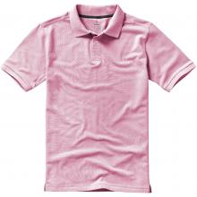 Polo luxe | Homme | 9238080 Rose clair