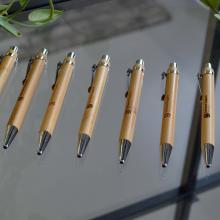 Stylo à bille 'Bamboo' | Écologique | Rapide | max047