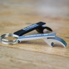 Porte-clés décapsuleur | Aluminium | Pas cher | max171