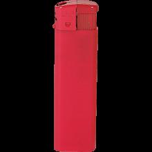 Briquet électronique | Coloré | Rechargeable | Maxb016 Rouge