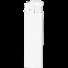 Briquet électronique | Coloré | Rechargeable | Maxb016 Blanc