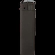 Briquet électronique | Coloré | Rechargeable | Maxb016 Noir