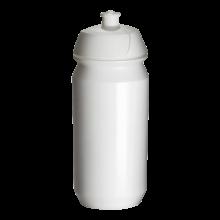 Gourde Shiva Tacx | Rapide | 500 ml | Étanche | maxs027 Blanc