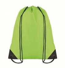 Sac à dos avec cordon | Polyester | Pas cher | Maxs021 Citron Vert