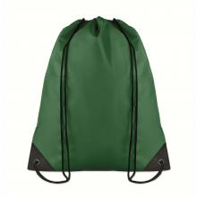 Sac à dos avec cordon | Polyester | Pas cher | Maxs021 Vert