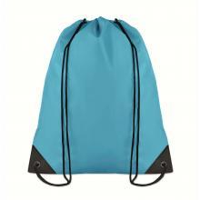 Sac à dos avec cordon | Polyester | Pas cher | Maxs021 Turquoise