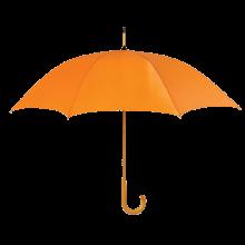 Parapluie coloré | Manuel | 104 cm | Maxs035 Orange