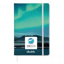 Carnet A5 | Full colour | 96 pages lignées | 8033076FC