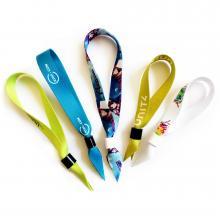 Bracelet d'événement | Quadrichromie | 10 ou 15 mm | Fermeture plastique