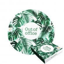 Botanical | 150 cm de diamètre | Boite cadeau & label en option